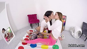licked cute a gives him and redhead gets teen struts blowjob Another shopping video
