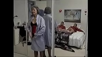 teasing old granny Milf rapped smallboys