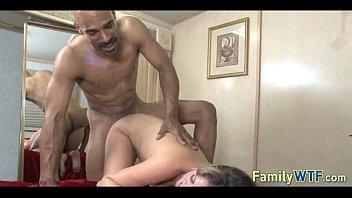 out is daughter while to stepdad seduce fuck mom Oilled assporn clip