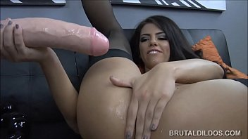 butt inside and unique brutal dildo Subtitles mom and son porn movies online free