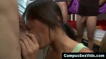 colleges aig fuck teen parti Crazy oil orgy