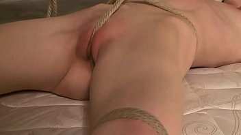 tied up jeans heels and in Sex video rep
