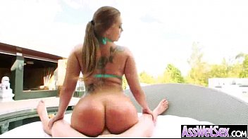 oiled butts 11 clip anal fucked big get Daphne rosen massage