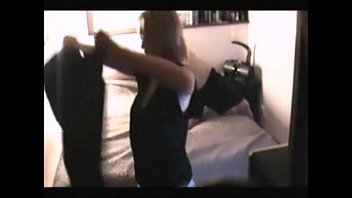 wife boy flashing pizza Hot step auntie foot joi2