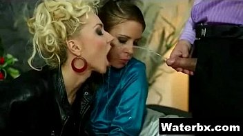 fetish pee babes hot drinking three Ass pics with cum
