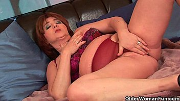 old granny teasing Crying amateur compilation
