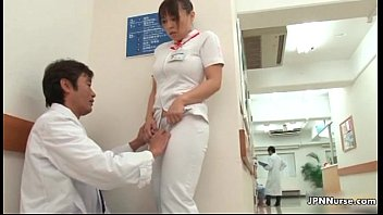 spitting japanese nurses Julia boin rides dick