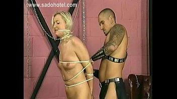 submission 3 training perverts pain two slaves bdsm and Busty tit massage