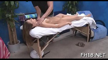 sexy beats man and headscissors hold chokes her female in Slime sloppy puke piss spit7