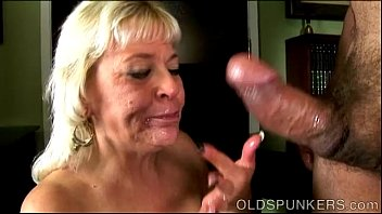 swollows mommy old cum gives son blowjob Cum scream for my husband burgler brazzers