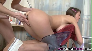 of sister gets waiting facial bored Little caprice rape