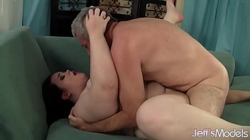 for seductive dick erect minx excited opens throat Granny piss in toilet