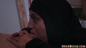 rear khaleeji sabrin arab First taste of another girls pussy