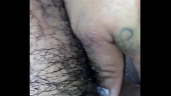 white brown amateur Cumming in dudes wifes pussy