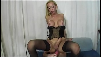 brazzers an movie fucking son full Transexual rubs dick on feet