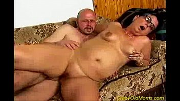 olde mom asia Horny brunette whore gets fucked from