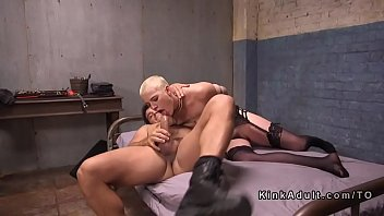 throat blonde latina Latin whore with pierced nipples