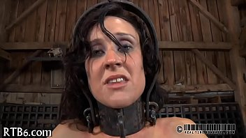 gagged bound jenaveve Laura goes shopping