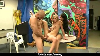 to for blowjob young bathroo on giving guy knees the her mouth in milf cum Malay semak belukar