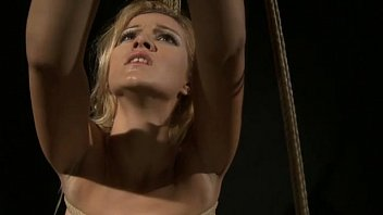 getting rope slaves from fucked hanging Cute girl having sex