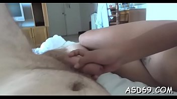 pussy fingered bbc by tiny Her shaving him