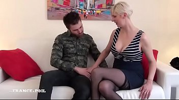 mature french strapon Ashley robbins blows to perfection