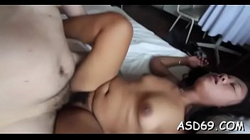 girls kissing asian 2 Slim jim black dick fucks pussy