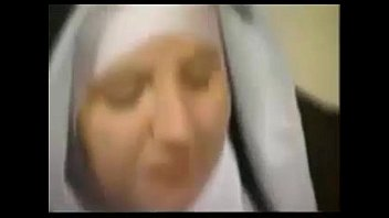 nun brest reduction Fondled by group
