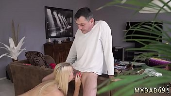 with boy old granny Red head can not control her orgasms