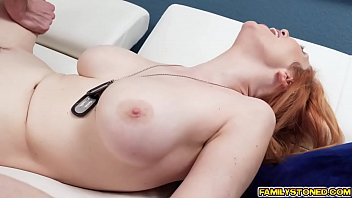 mother not and her son taboo Euro outdoor huge tits