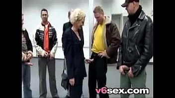 eurobitch gangbang a23 german Veronica a lub gang