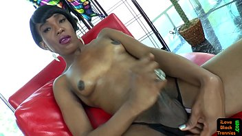 slutty in tranny the hot woods Uncensored family jav