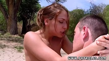 hot son passionately mom s love friend Horny and busty blonde gave a hot outdoor handjob