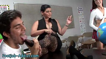 fetish feet hardcore The wants to become pregnant