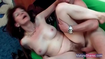 redhead and young mature boy german Old lady first time lesbian