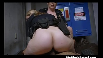 cops white woman violating Behind tthe scenes emily addison