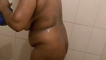 sex videos aunty bath indian south Inside black pussy