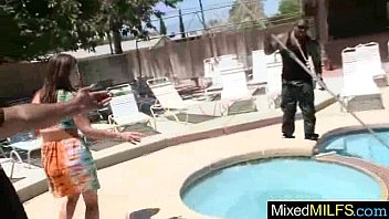 hot mom mclane my ryan raquel in devine friends Gay hunk love getting pounded from behind in his garage