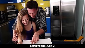sleep daughter in fuck dad Victoria sweet blasted with hot load of jizz at high def movie pass