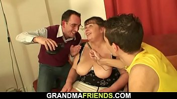 fucking brit grannies Woman pissing husband eating