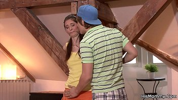 fucks sons mom mature friends Wicked asset showing with a sizzling sexy hotty