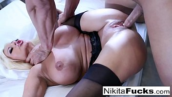 nick and kate Condom and creampie