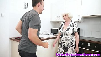 gaping granny chubby asshole Punishment for sister