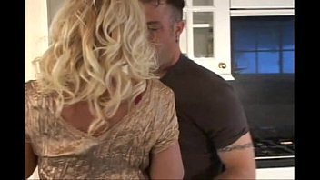 mature with glasses blonde threesome Spasmodic orgasm young old mature
