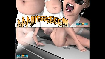 uninhibited all comic 3d episodes Girl pooping diarrea
