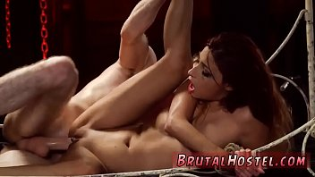 fisting bondage amateur Asian ho filled with long dong