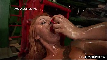 pussy in mouth blonde drilled and beautiful babe Phim loan luan old man au my