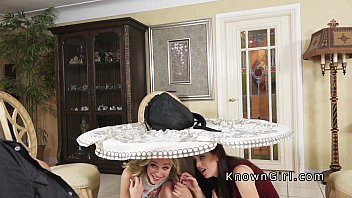 dinner in father japanese and stepson front sex of stepmom table Jav nylon panty handjob