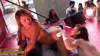 pornstar twins spunked milton Blonde street whore with her mouth full of pay dick