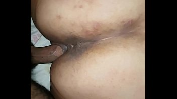 bedpost a fucking Holly got skullfucked then ball gagged followed by his big meat inside her